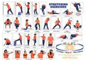 Stretches (A4)